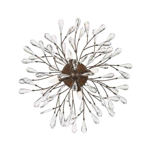 ELK Lighting Crislett 4-Light Semi Flush Mount - 18254/4