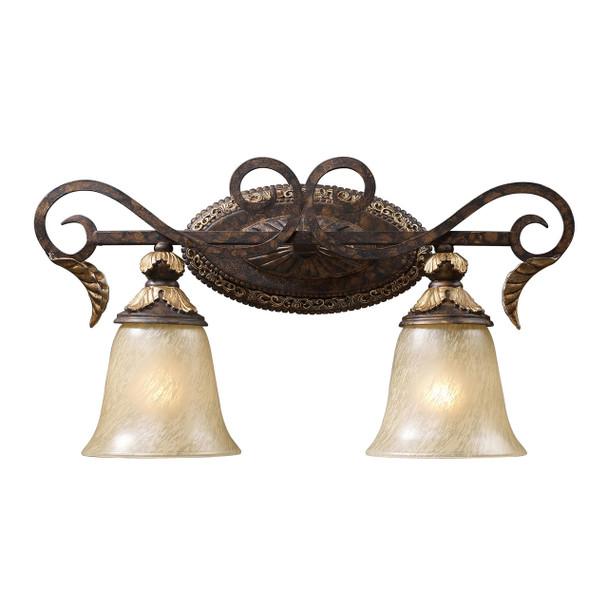 ELK Lighting Regency 2-Light Vanity Light - 2151/2