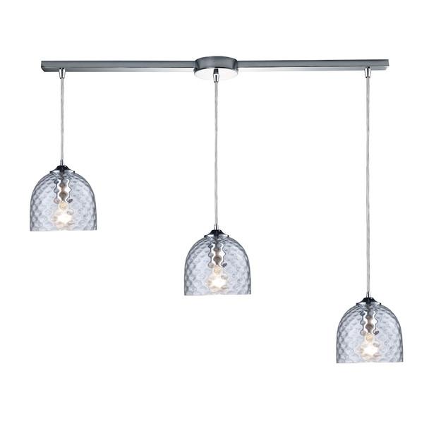 ELK Lighting Viva 3-Light Mini Pendant - 31080/3L-CLR
