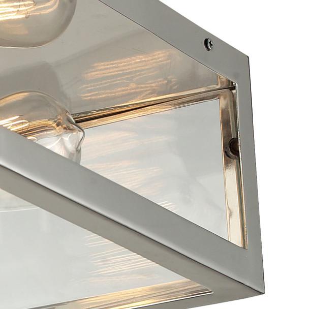 ELK Lighting Parameters 2-Light Semi Flush Mount - 31211/2