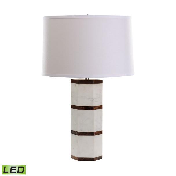 ELK Home  1-Light Table Lamp - 8989-008-LED