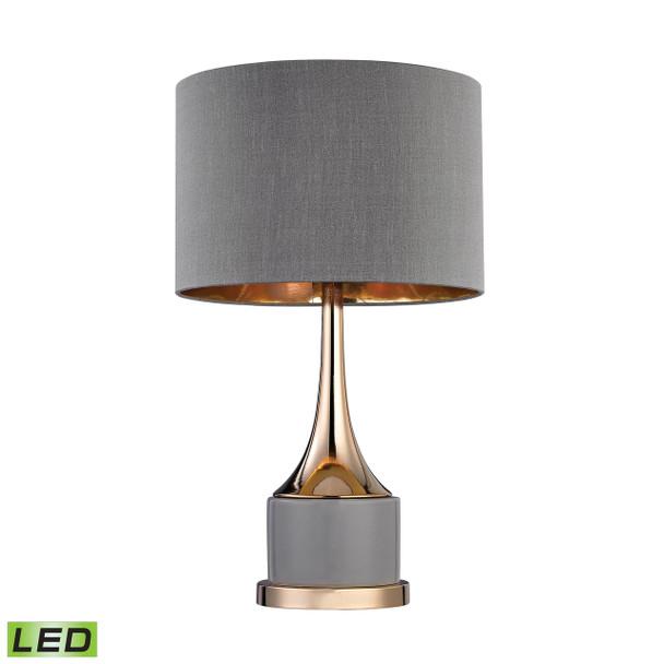 ELK Home  1-Light Table Lamp - D2748-LED