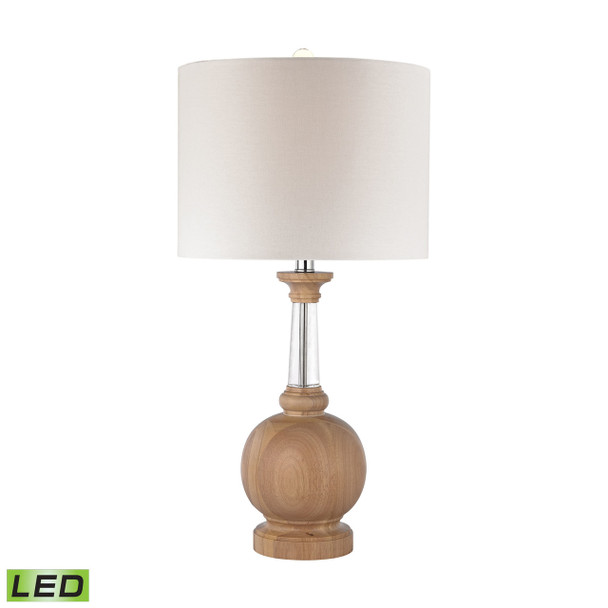 ELK Home  1-Light Table Lamp - D2834-LED