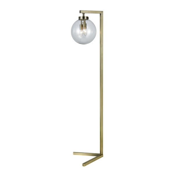 ELK Home Carnegie Hill 3-Light Floor Lamp - D3266