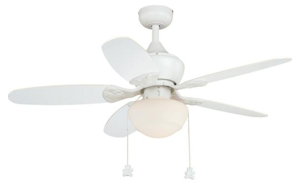"""Alex 44"""" Ceiling Fan F0036"""