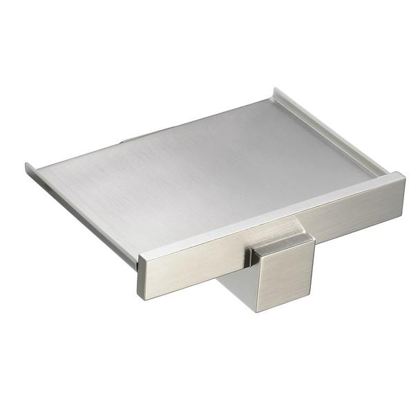 Fresca Ellite Wall Mount Soap Dish - Brushed Nickel - FAC1405BN