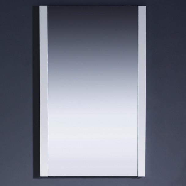 """Fresca Torino 21"""" White Mirror - FMR6224WH"""