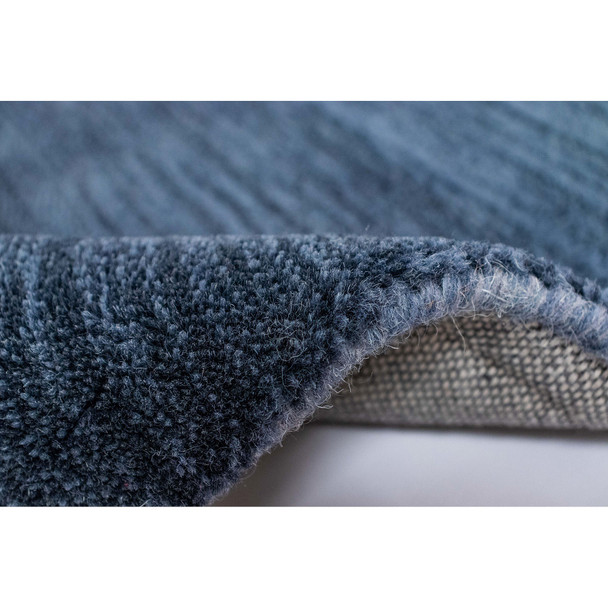 Liora Manne ARCA 9206/33 Ombre Denim Hand Loomed Area Rugs