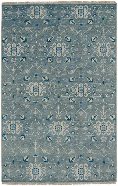 Capel Inspirit Grey 1094_330 Hand Knotted Rugs