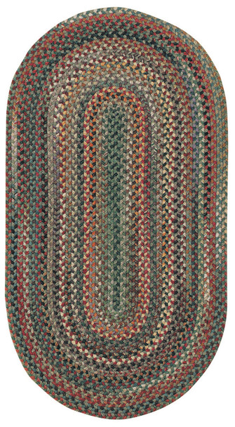 Capel Sherwood Forest Pine Wood 0980_225 Braided Rugs