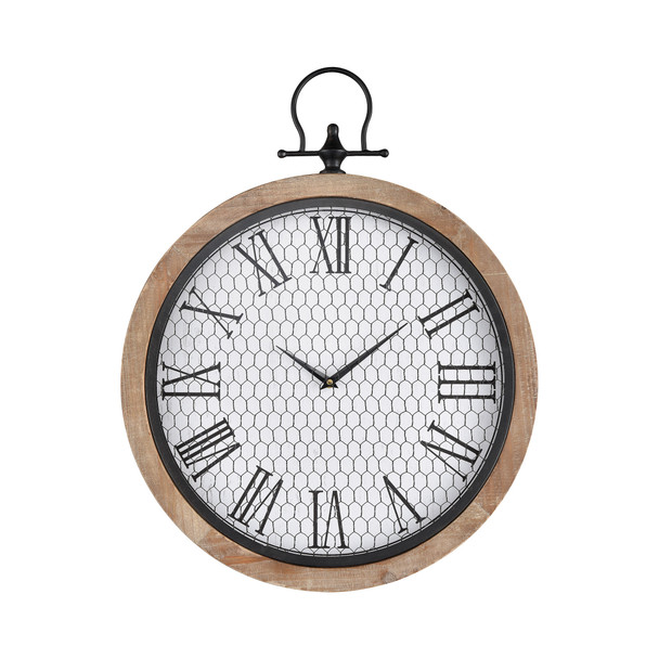 ELK Home Sioux City Clock - 351-10747