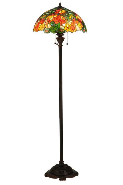 """Meyda 66""""h Lamella Floor Lamp - 134535"""