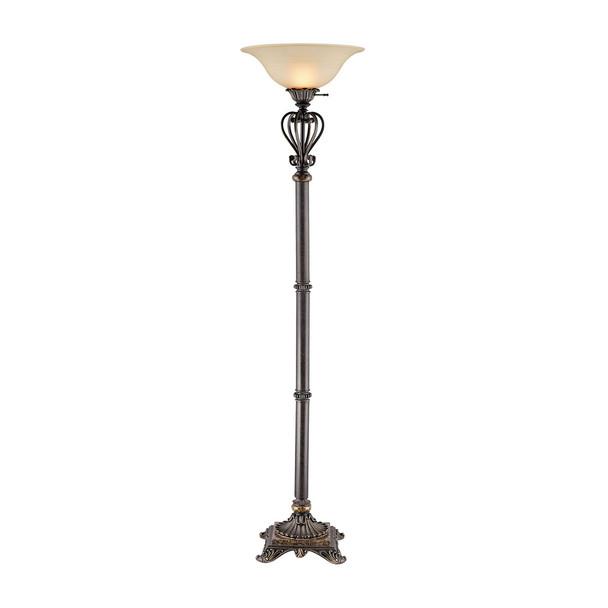 Stein World Lyon Torchiere Floor Lamp