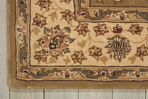 Nourison Nourison 2000 2003 Olive Area Rugs