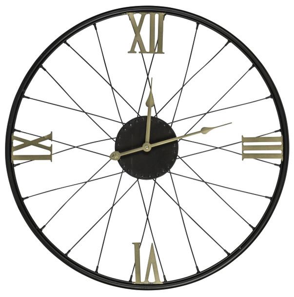 Cooper Classics Dedon Clock