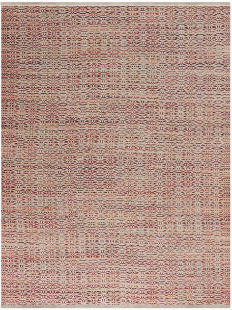 Amer Rugs Zola ZOL-4 Rust Orange Flat-weave Area Rugs