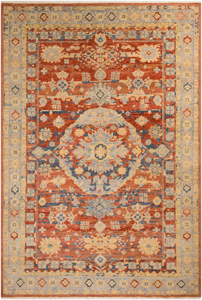 Surya Cappadocia CPP-5026 Traditional Hand Knotted Area Rugs