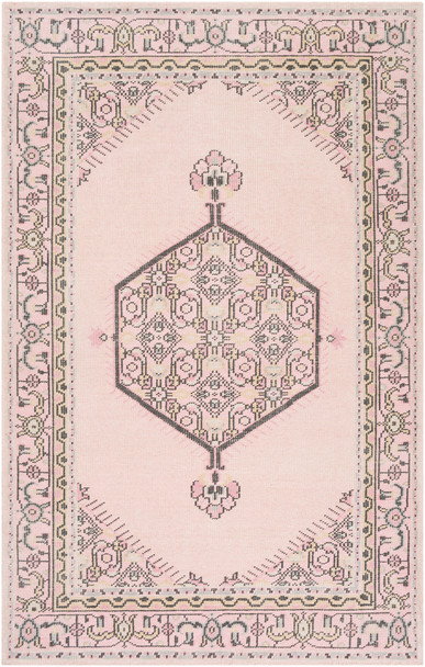 Surya Zahra ZHA-4049 Traditional Hand Knotted Area Rugs