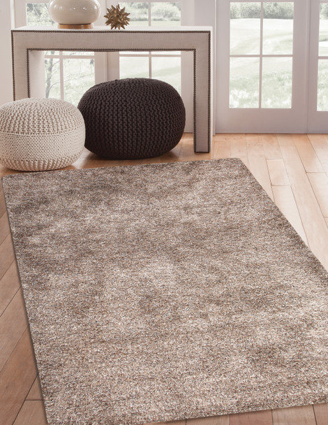 Abacasa Lifestyle 9827 Hand Tufted Silver Area Rugs