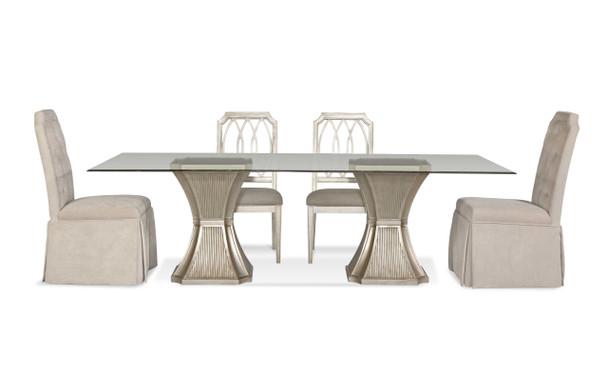 Bassett Mirror Vanesta Dining Table - 3182-601-909EC