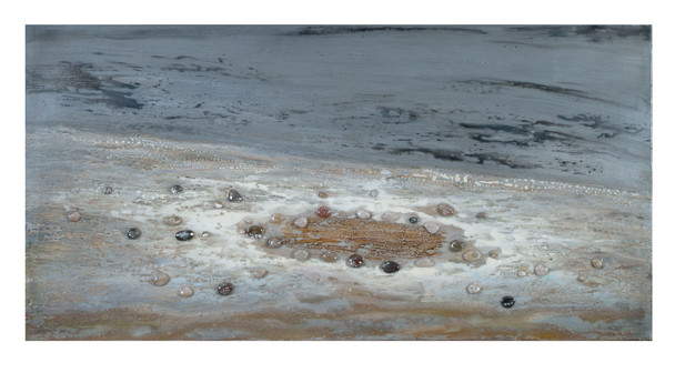Bassett Mirror Deep Ocean - High Gloss