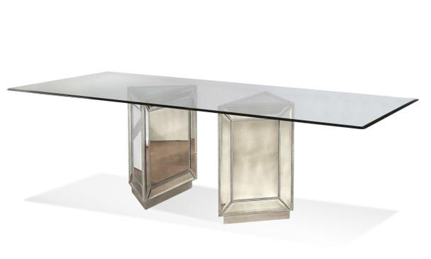 Bassett Mirror Murano Pedestal Dining Base (s