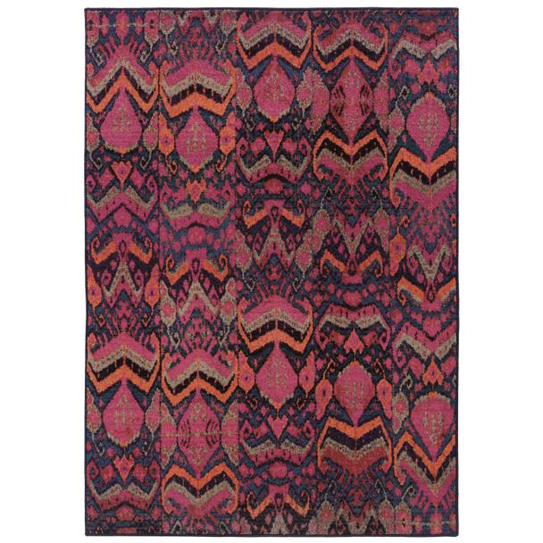 Oriental Weavers Sphynx Kaleidoscope 004X5 Area Rugs