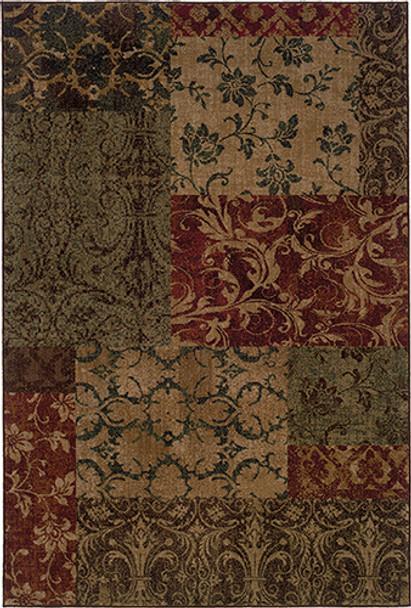 Oriental Weavers Sphynx Allure 058B1 Area Rugs