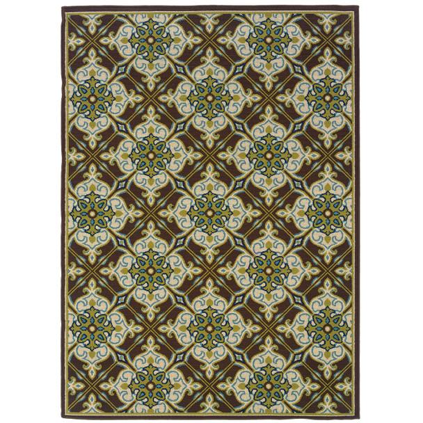 Oriental Weavers Sphynx Caspian 1005D Area Rugs