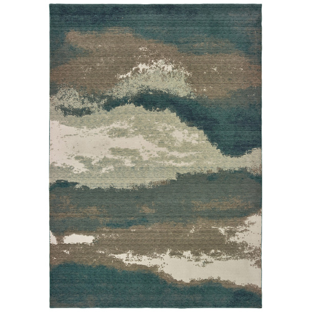 Oriental Weavers Sphynx Montage 1801B Area Rugs