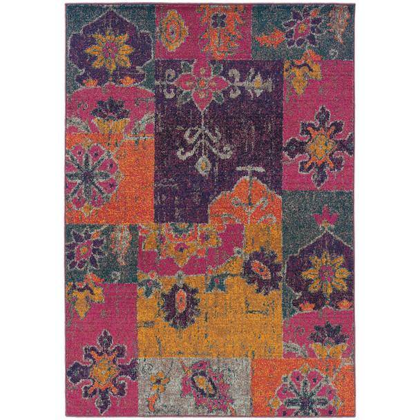 Oriental Weavers Sphynx Kaleidoscope 2060V Area Rugs