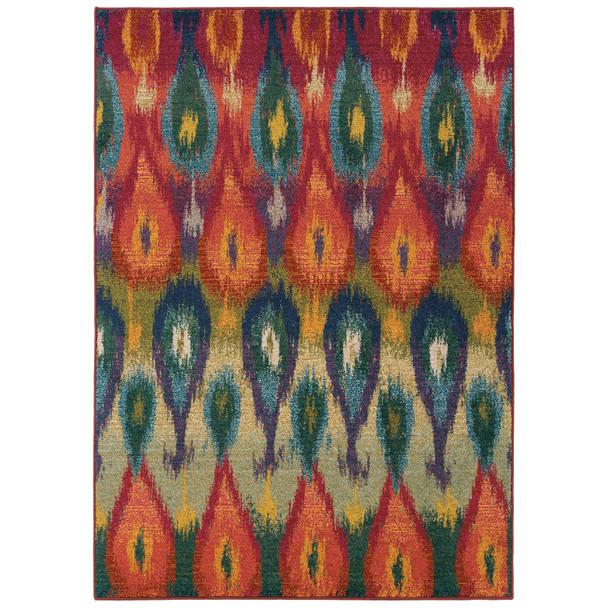 Oriental Weavers Sphynx Kaleidoscope 2061Z Area Rug
