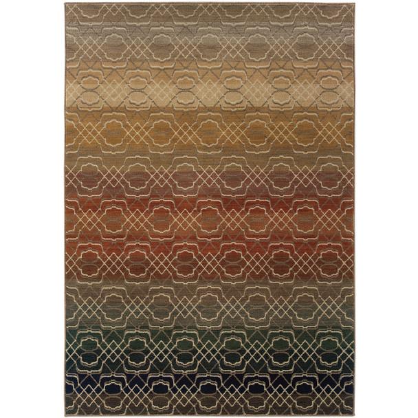 Oriental Weavers Sphynx Kasbah 3945B Area Rugs