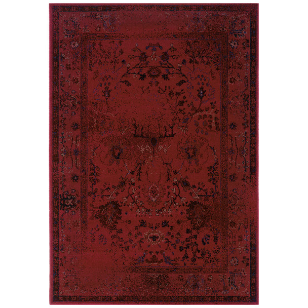 Oriental Weavers Sphynx Revival 550R2 Area Rugs