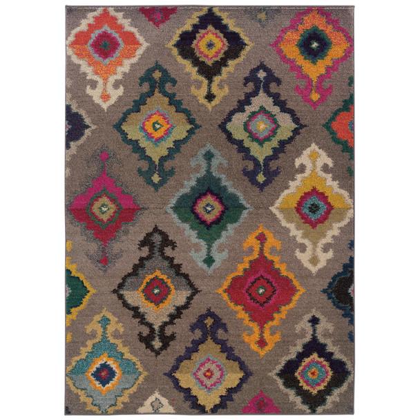 Oriental Weavers Sphynx Kaleidoscope 5990E Area Rugs