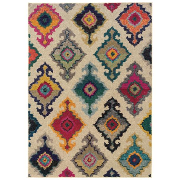 Oriental Weavers Sphynx Kaleidoscope 5990Y Area Rugs