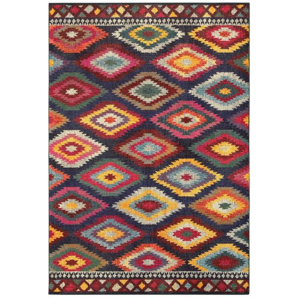 Oriental Weavers Sphynx Bohemian 668N5 Area Rugs