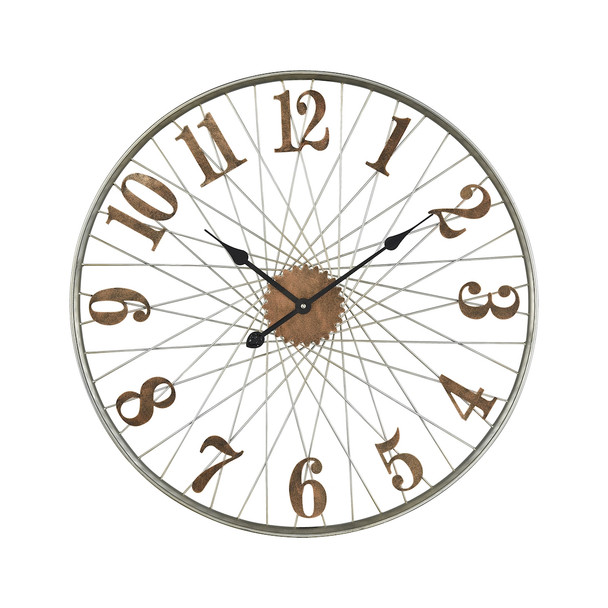 ELK Home Moriarty Clock - 3205-003