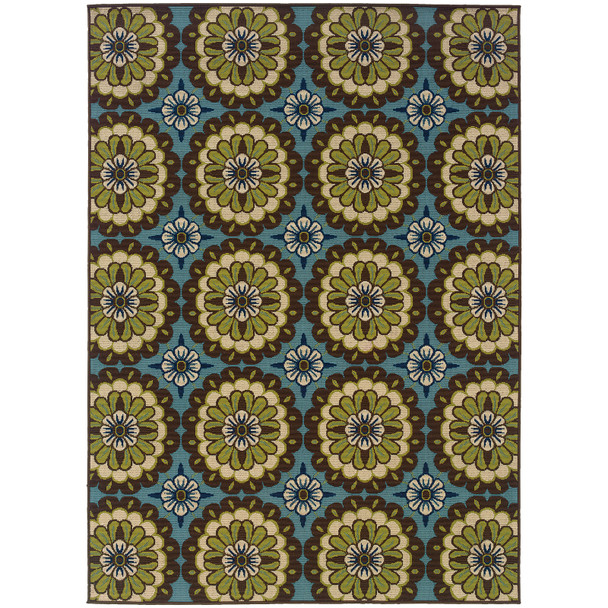 Oriental Weavers Sphynx Caspian 8328L Area Rugs