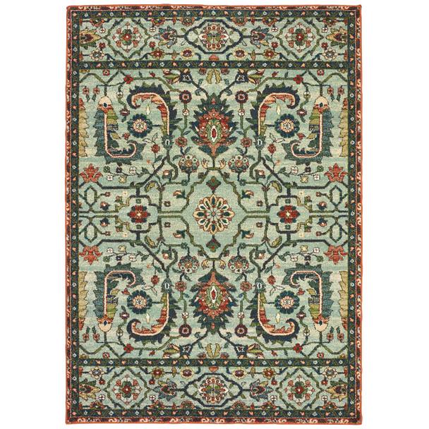 Oriental Weavers Sphynx Dawson 8490B Area Rugs