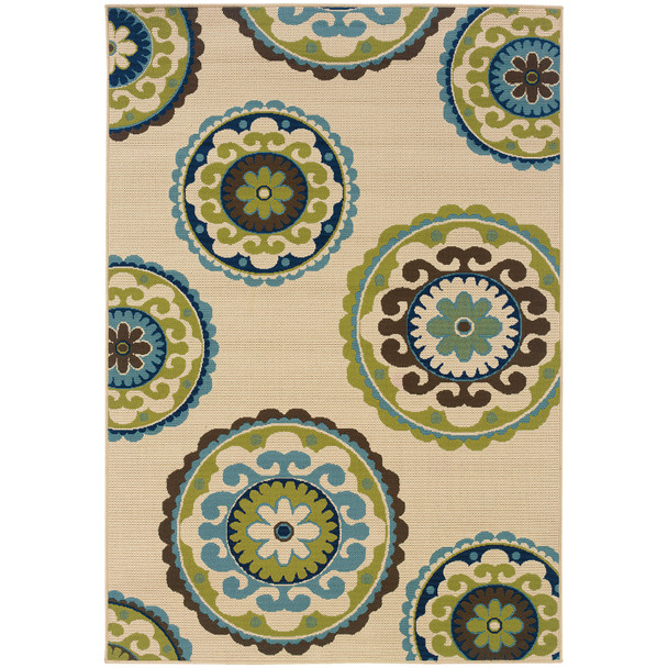 Oriental Weavers Sphynx Caspian 859J6 Area Rugs