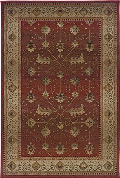 Oriental Weavers Sphynx Genesis 112P1 Area Rugs