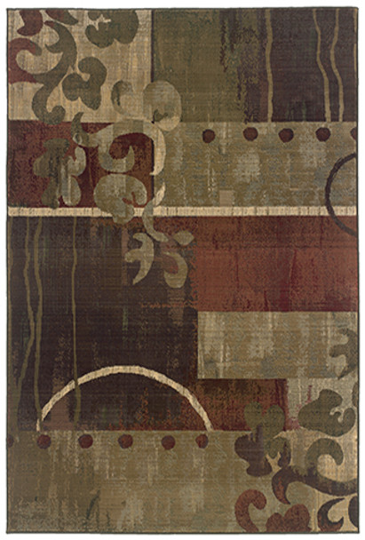 Oriental Weavers Sphynx Generations 8007A Area Rugs