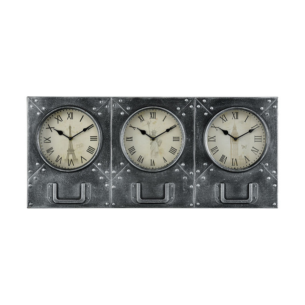 ELK Home Age Of Progress Clock - 3214-1001