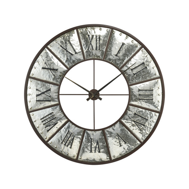 ELK Home Queen And Country Clock - 3214-1013
