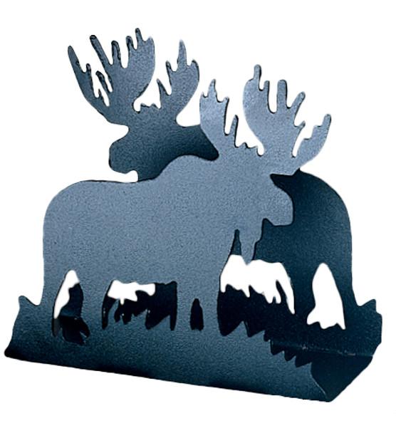 Meyda Moose Napkin Holder - 23092