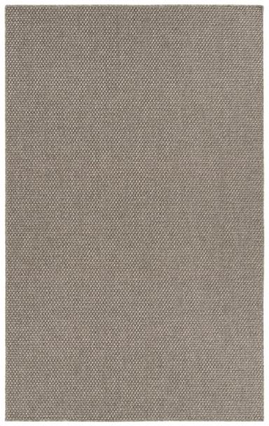 Mercer Street Siesta Key Collection Flat-Weave Heather Grey Area Rugs