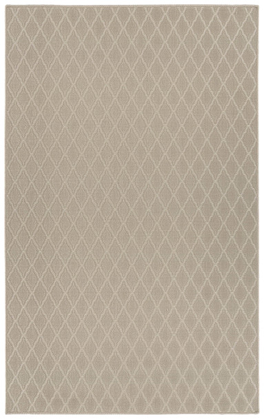 Mercer Street Sundial Collection Flat-Weave Oyster Area Rugs