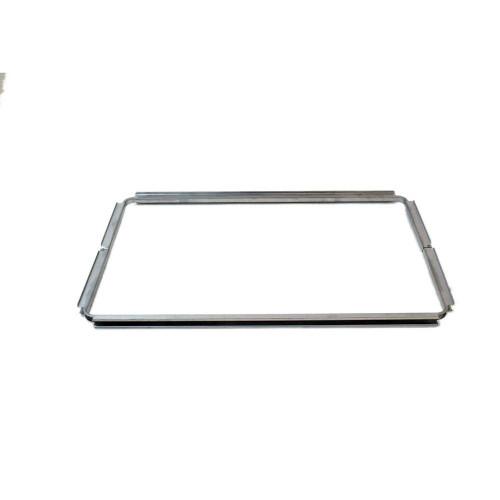 Ge WB34K10141 Range Oven Door Inner Glass Bracket