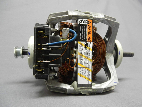 Frigidaire 134196600 Motor with Pulley